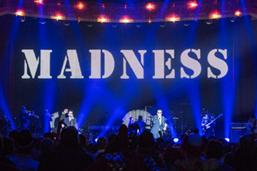 MADNESS – HOUSE OF FUN WEEKENDER – TICKETS ON SALE NOW