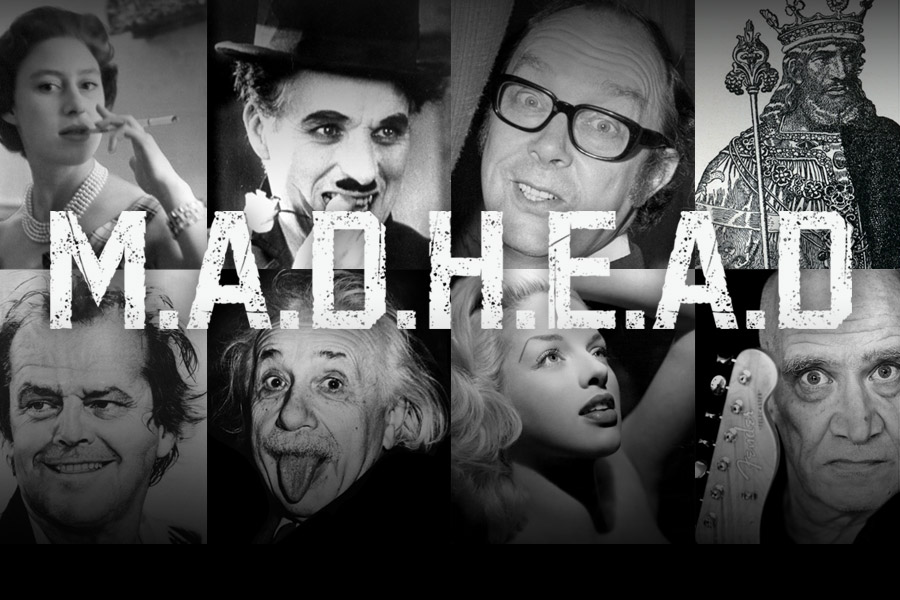 THE M.A.D.H.E.A.D. HALL OF FAME!