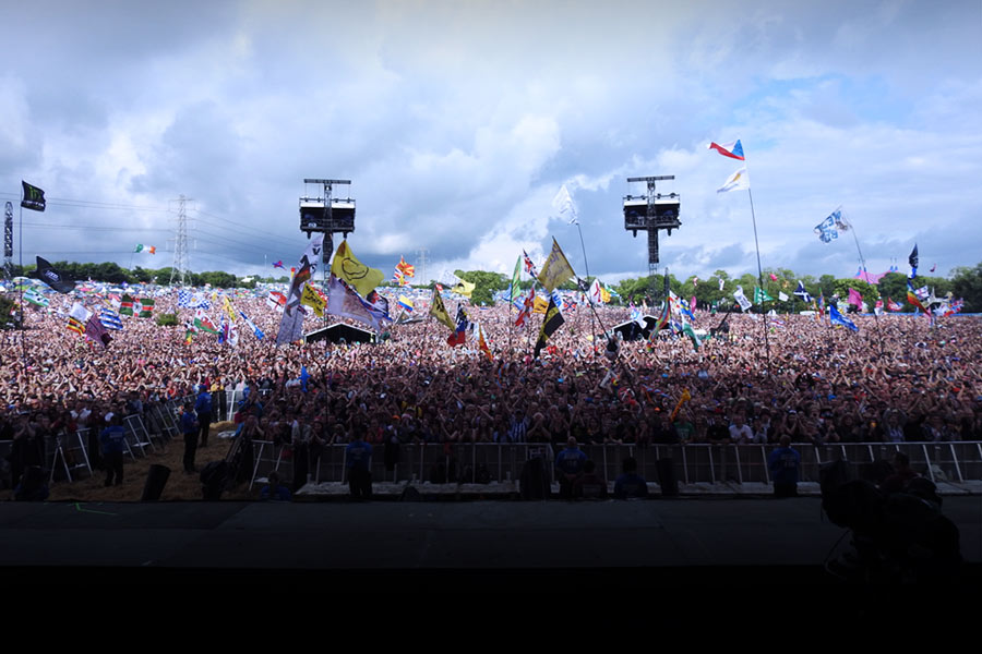 THANK YOU GLASTONBURY!