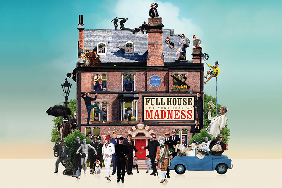 Full House - The Very Best of Madness!