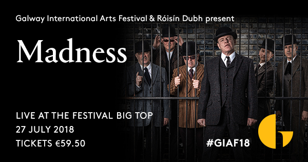 Gigs Image 1 for Galway Arts Festival, Ireland